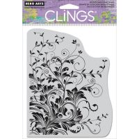 Hero Arts - Leafy Vine Cling Stamp