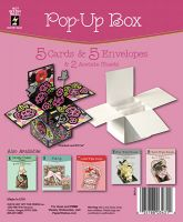 Hot Off The Press - 5 Pop-Up Boxes & Envelopes  -