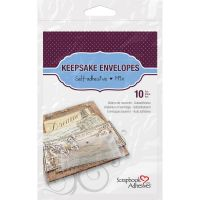 Scrapbook Adhesives/3L - Keepsake Envelopes  ^
