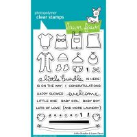 Lawn Fawn - Little Bundle Stamp Set