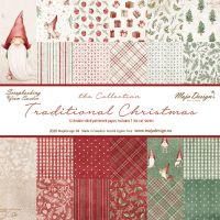 Maja Design - Traditional Christmas 12X12 Paper Pack