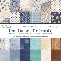 Maja Design - Denim and Friends 12 x 12 paper