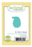 Taylored Expressions - St. Nick's Head Die  -