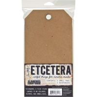 Tim Holtz Stampers Anonymous - Small Etcetera Tags  ^