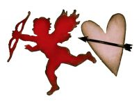 Tim Holtz Alterations - Cupid and Heart Movers & Shapers