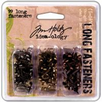 Tim Holtz - Idea-ology - Long Fasteners  -