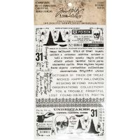 Tim Holtz Idea-ology - Gothic Remnant Rubs