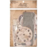 Tim Holtz Idea-ology - Expedition Ephemera Pack