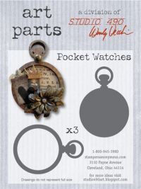 Art Parts - Pocket Watches