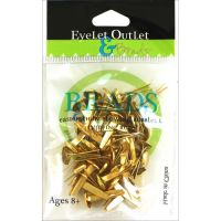 Eyelet Outlet 8MM Brads (Colors: Gold)