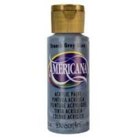 DecoArt - Americana Acrylic Paint  ^ (Colors: French Grey Blue)