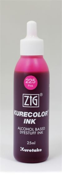 Zig Alcohol Ink (Colors: Pink)