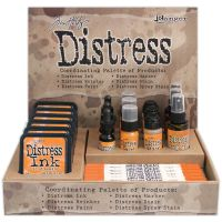 Tim Holtz Color of the Month - Free Marker (Colors: Carved Pumpkin)