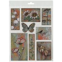Penny Black Stickeroos (Penny Black Stickeroos: Promise of Spring)