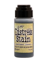 Tim Holtz Ranger - Distress Stain (Colors: Antique Linen)