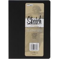 Pro Art - Sketch Journal 5x8.25 (Colors: Black)