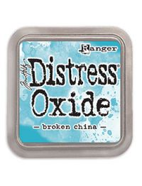 Tim Holtz Ranger - Distress Oxide Inkpads (Colors: Broken China)