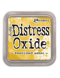 Tim Holtz Ranger - Distress Oxide Inkpads (Colors: Fossilized Amber)