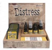 Tim Holtz Color of the Month - Free Marker (Colors: Fossilized Amber)
