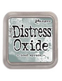 Tim Holtz Ranger - Distress Oxide Inkpads (Colors: Iced Spruce)