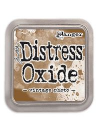 Tim Holtz Ranger - Distress Oxide Inkpads (Colors: Vintage Photo)