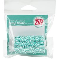 Avery Elle Hemp Twine (Colors: Aquamarine)