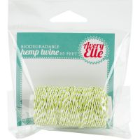 Avery Elle Hemp Twine (Colors: Lucky)
