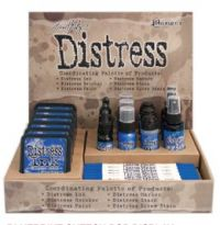 Tim Holtz Color of the Month - Free Marker (Colors: Blueprint Sketch)