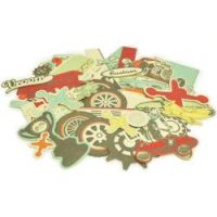 Kaisercraft Collectables Die Cuts (Kaisercraft Collectables: On The Move)