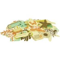 Kaisercraft Collectables Die Cuts (Kaisercraft Collectables: Rock Pool)