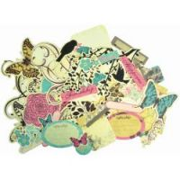 Kaisercraft Collectables Die Cuts (Kaisercraft Collectables: Botanical Odyssey)