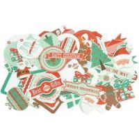 Kaisercraft Collectables Die Cuts (Kaisercraft Collectables: Gingerbread)