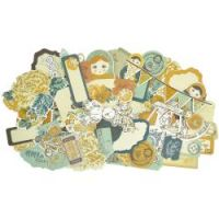 Kaisercraft Collectables Die Cuts (Kaisercraft Collectables: Hidden Treasure)