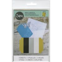 Sizzix - Inksheets Transfer Film (Colors: Assorted Colors)