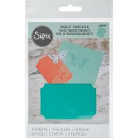 Sizzix - Inksheets Transfer Film (Colors: Green)