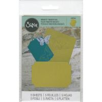 Sizzix - Inksheets Transfer Film (Colors: Gold)