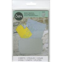 Sizzix - Inksheets Transfer Film (Colors: Silver)