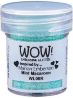 WOW! - Embossing Powders (WOW: Opaque Mint Macaroon - Regular)